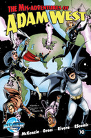 The Mis-Adventures of Adam West: Volume 2, Issue #10