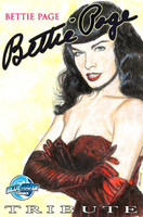 Tribute: Bettie Page
