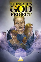 John Saul's: The God Project: Collected Edition