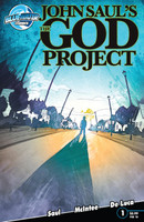 John Saul's: The God Project #1