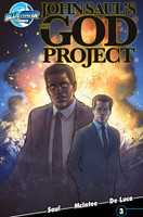 John Saul's: The God Project #3