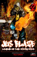 Jus Blaze - Legend of the Fiery Fist: Issue 2