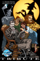 Tribute: L. Frank Baum The Wizard of Oz