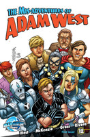 The Mis-Adventures of Adam West: Volume 2, Issue #12