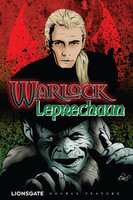 Lionsgate Films Presents: Double Feature: Leprechaun and Warlock Graphic Novel