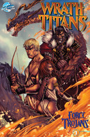 Wrath of the Titans: Force of the Trojans #1
