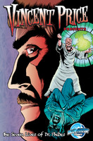 Vincent Price: Dr. Phibes Collected Edition Graphic Novel