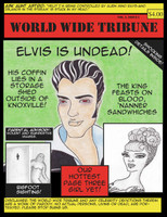 World Wide Tribune: Elvis is Undead!