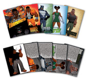 Lucius Hammer Series One Trading Cards