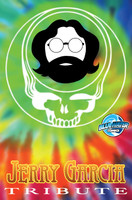Tribute: Jerry Garcia LIMITED EDITION COVER