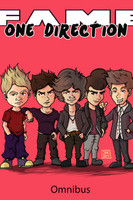 Fame: One Direction: Omnibus Graphic Novel