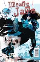 Insane Jane: Avenging Star #2