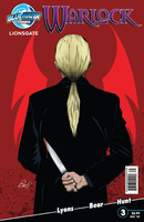 Lionsgate Presents: Warlock #3