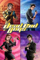 Dead End Boy Graphic Novel