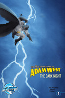 The Mis-Adventures of Adam West: Dark Night #1