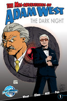 The Mis-Adventures of Adam West: Dark Night #1 EXCLUSIVE