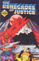 The Renegades of Justice #2 (Blue Masque, 1995)