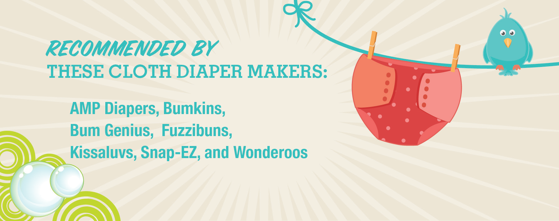 allens naturally cloth diaper detergent recommended by manufacturers
