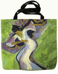 "Holy Lilly 16"" Tote Bag"