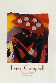 Pamper Me Art Print - Leroy Campbell