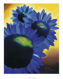 Moonflower Art Print - Patrick Ciranna