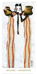 Soul Water I Art Print - Maurice Evans