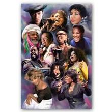 Classic Soul Art Print - Wishum Gregory