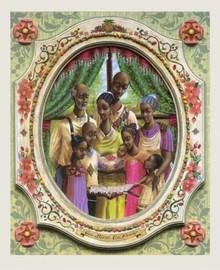 Family Limited Edition Art Print - John Holyfield