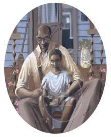 Whittler Limited Edition Art Print - John Holyfield