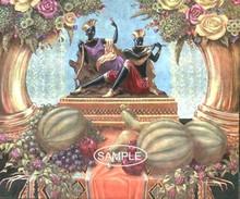 The Flutist Limited Edition Art Print - John Holyfield