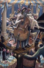 Swingin Limited Edition Art Print - John Holyfield