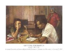 Getting The Basics Art Print - Brenda Joysmith