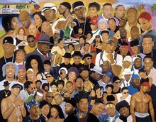 Hip-Hop Evolution Art Print - Kolongi