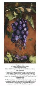 Strangely Fruitful Limited Edition Art Print - Edwin Lester