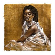 Ebony III Art Print - Ben Mogador 1330