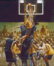 The Rucker Art Print - Kadir Nelson