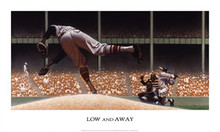 Low and Away Art Print - Kadir Nelson