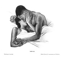 Tender Love Art Print - William Reynolds