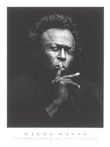 Miles Davis Art Print - Jeff Sedlik