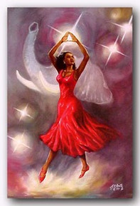 Grace And Empowerment (Delta) Limited Edition Art - A.C Smith
