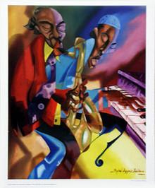 Oleo Art Print - Michael Wallace