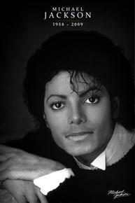 Michael Jackson - 1958 -2009 Art Poster