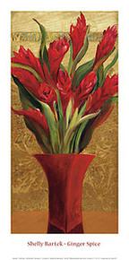 Ginger Spice Art Print - Shelly Bartek