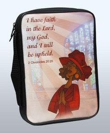 I Have Faith Bible Cover - 81401