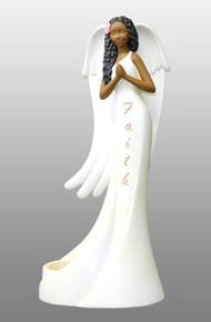 Tea-Light Angel: Faith