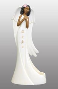 Tea-Light Angel: Hope