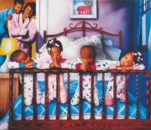 Their Nightly Prayers Puzzle (550 pieces)