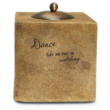 Dance, Sing, Love, Live Comfort Candle