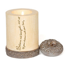 Believe Comfort To Go Candle