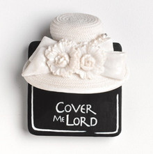 Cover Me Lord - Magnet